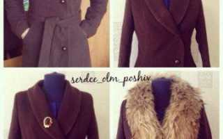 Пальто — выкройки с пошаговыми инструкциями как сшить