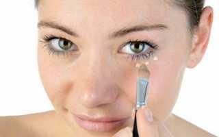 Как и чем можно замазать синяки под глазами? лучшая косметика для маскировки