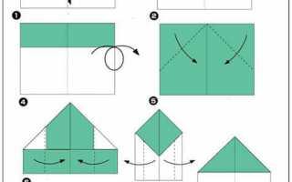 Как сделать ракету из бумаги своими руками