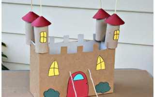 7 игрушек из бумаги, которые займут ребенка на час