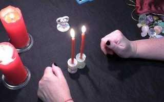 Все об иерусалимских свечах: значение, правила использования и хранения