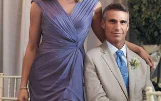 Платье на свадьбу для мамы: как быть на высоте в этот незабываемый день