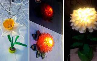 Пион своими руками: как сделать цветок различными способами