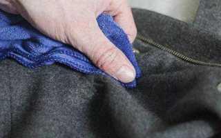 Как почистить любое пальто в домашних условиях