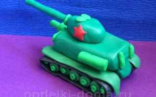 Конспект оод по лепке «военная техника. танк» для подготовительной группы