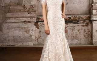 Модные свадебные платья рыбка или русалка 2020 2021