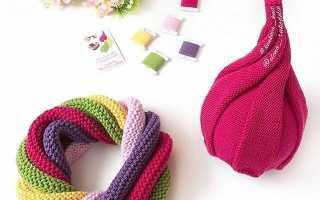 Как связать шапку-луковку спицами для девочки и мальчика