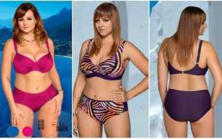 Модные купальники для полных женщин 2020