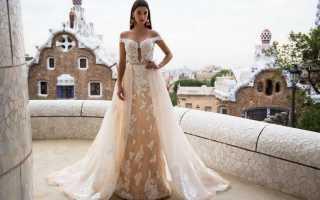 Свадебные оригинальные платья трансформеры