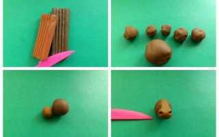 Конспект нод для детей старшей группы. лепка по мотивам дымковской игрушки «нарядные лошадки» план-конспект занятия по аппликации, лепке (старшая группа) на тему