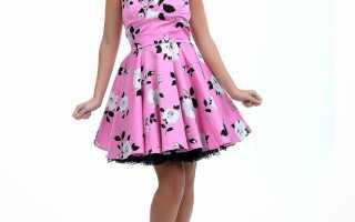Прически стиляги для девочки