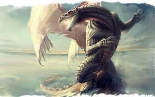12 невероятных «драконов» из культур всего мира