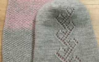 Вязаные шапки спицами схемы женские вяжем модные шапочки бини из пряжи, крупная объемная вязка пошагово, видео