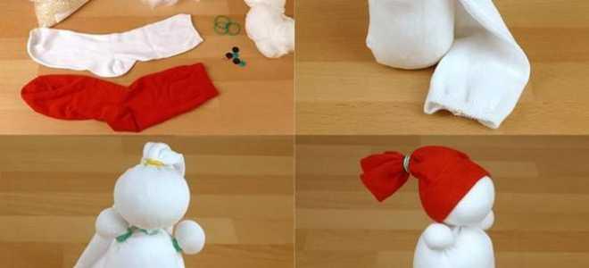 Снеговики из конфет на новый год 2021