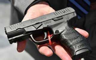 Стрелять из пистолета холостыми пулями